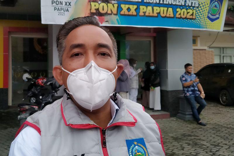 Kontingen NTB siap tempur hadapi PON Papua