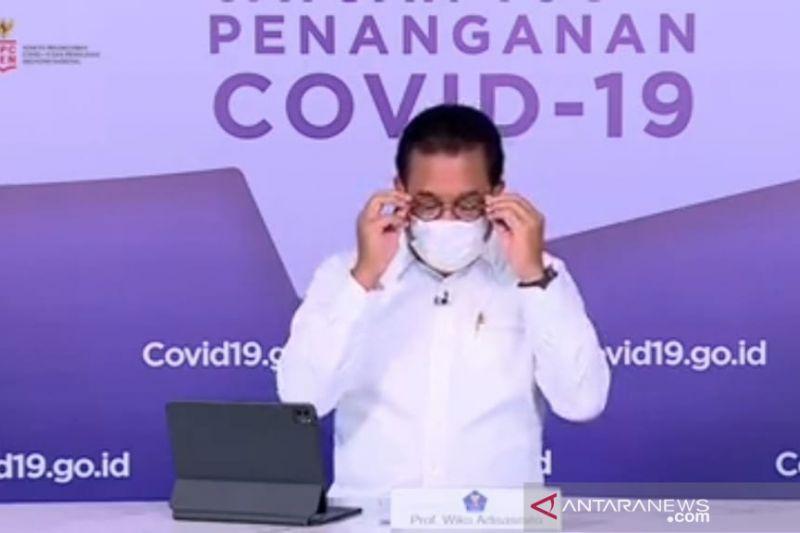 Satgas: Protokol kesehatan kunci pertahankan penurunan kasus COVID-19