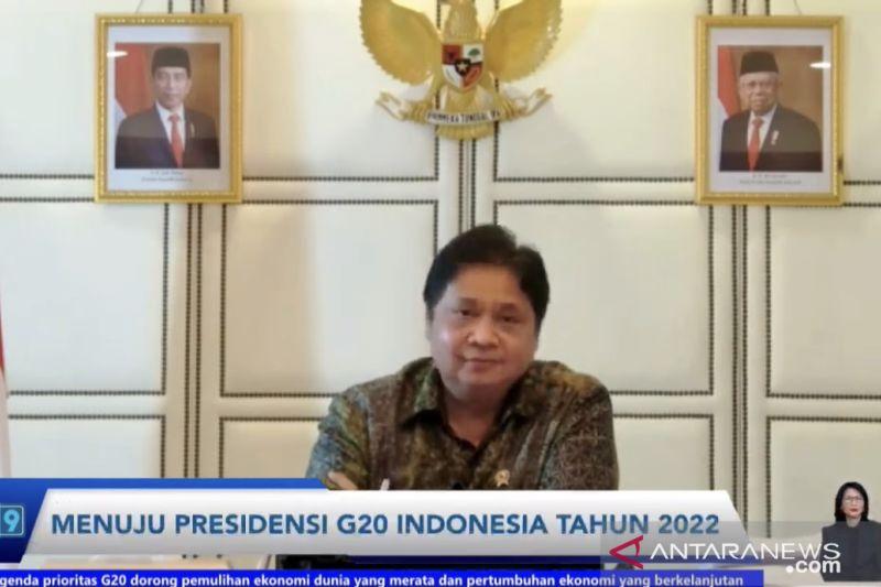 Kemarin, Indonesia akan jabat Presidensi G-20 hingga integrasi Pelindo