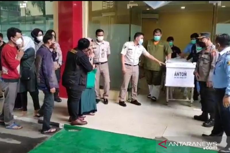 Sebanyak 39 dari 41 korban kebakaran Lapas Tangerang teridentifikasi