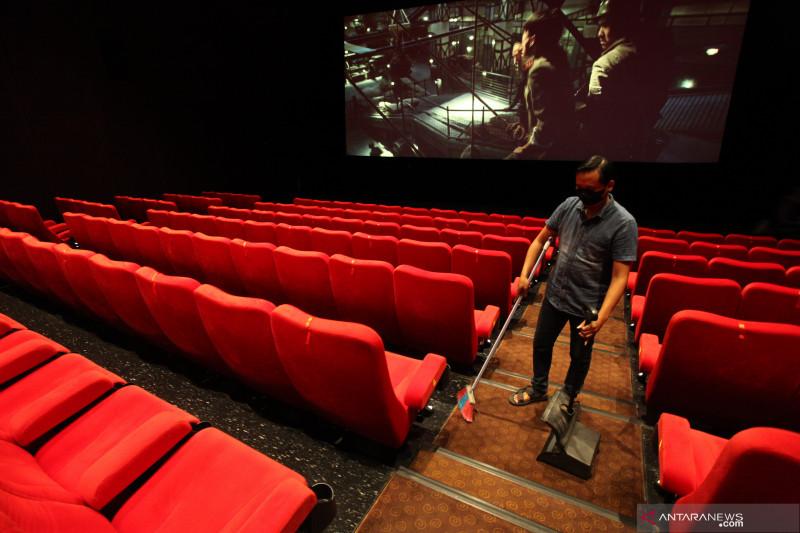 Satgas: Bioskop dapat beroperasi di daerah PPKM Level 2 dan 3