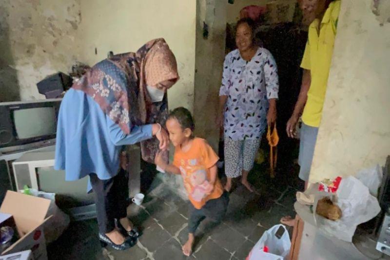 Dewi Aryani minta Pemkot Tegal peka kondisi kemiskinan penduduk