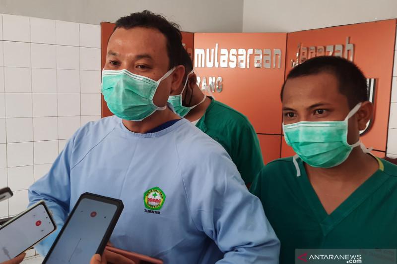 Tiga pasien korban kebakaran Lapas Tangerang berangsur membaik