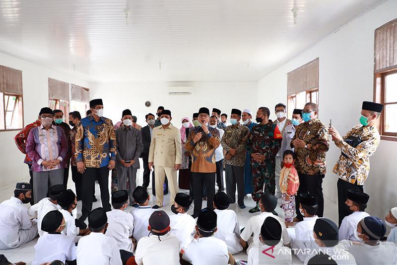 DPR mengapresiasi Program Satu Gampong Satu Hafiz di Aceh Besar