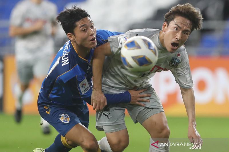 Liga Champions Asia: Ulsan Hyundai kalahkan Kawasaki Frontale lewat adu penalti