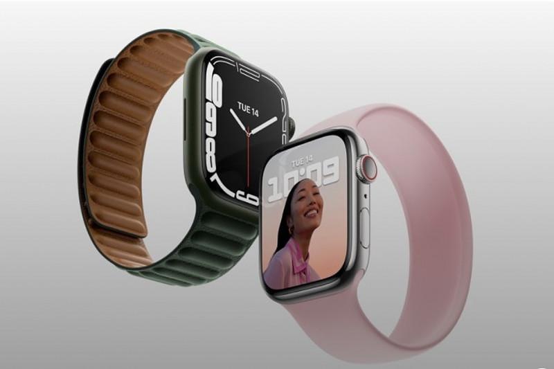 Apple Watch Series 7 hadir dengan layar lebih besar