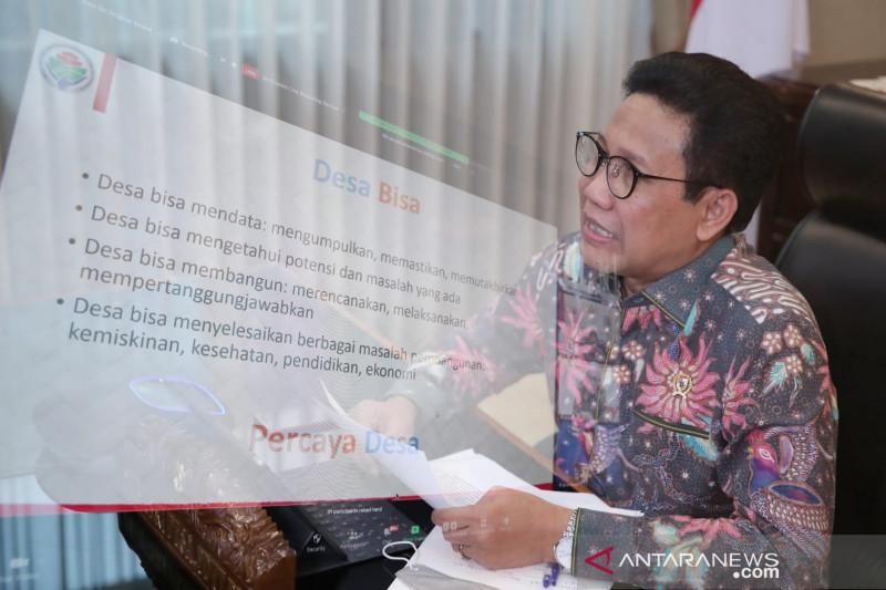 Mendes PDTT: Desa harapan masa depan Indonesia