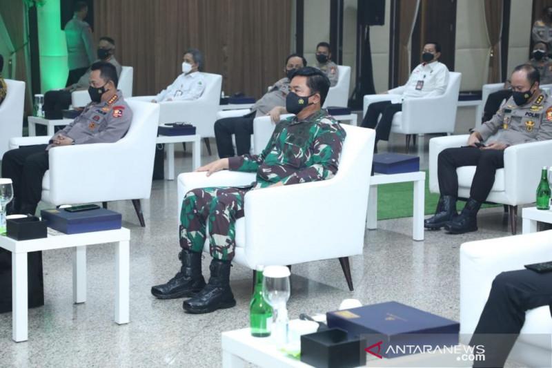 Panglima TNI sambut baik Aplikasi ASAP Digital tangani Karhutla