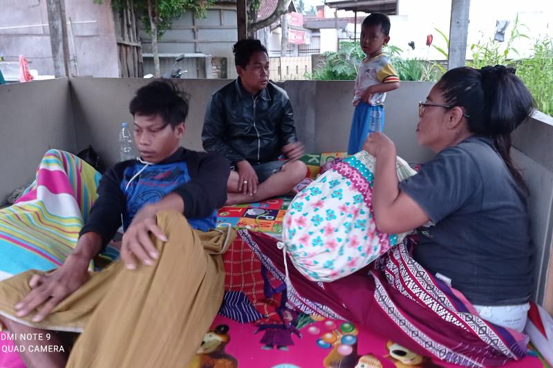 Warga korban banjir di Lebak perlu bantuan