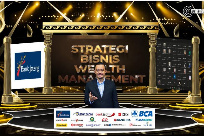 Iconomics apresiasi perbankan lewat Indonesia Top 40 Bank Awards 2021