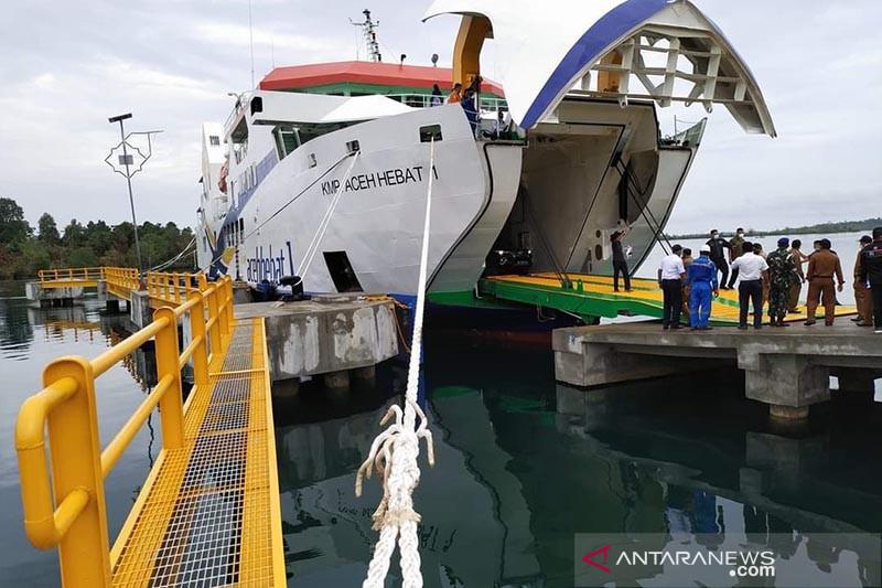 Penumpang kapal ke Pulau Simeulue wajib tunjukkan sertifikat vaksinasi