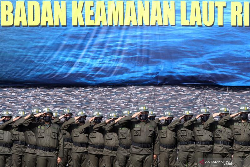 Pembukaan Coast Guard Basic Training Bakamla