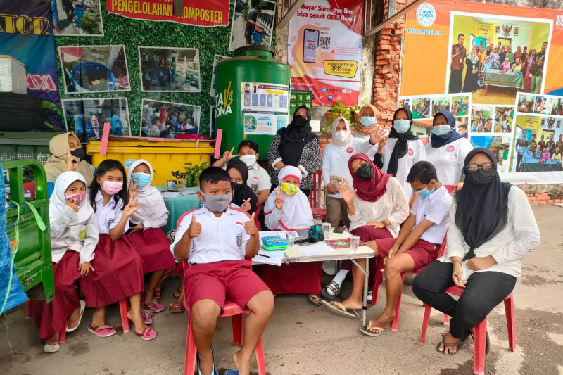 Pengelolaan sampah plastik jadi sumber pendapatan warga Surabaya