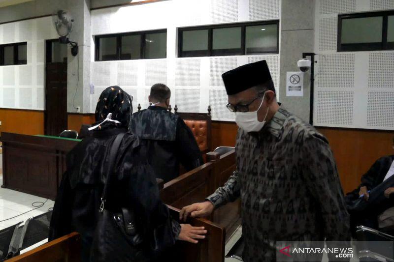 Jaksa minta hakim menolak eksepsi mantan Kadistanbun NTB