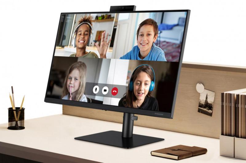 Samsung luncurkan monitor S40VA untuk WFH