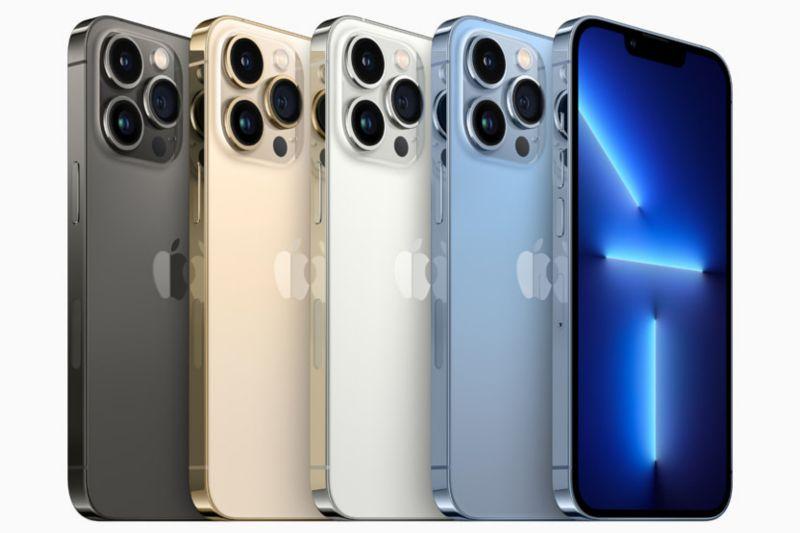 Apple perkenalkan produk baru iPhone13Pro dan iPhone 13ProMax