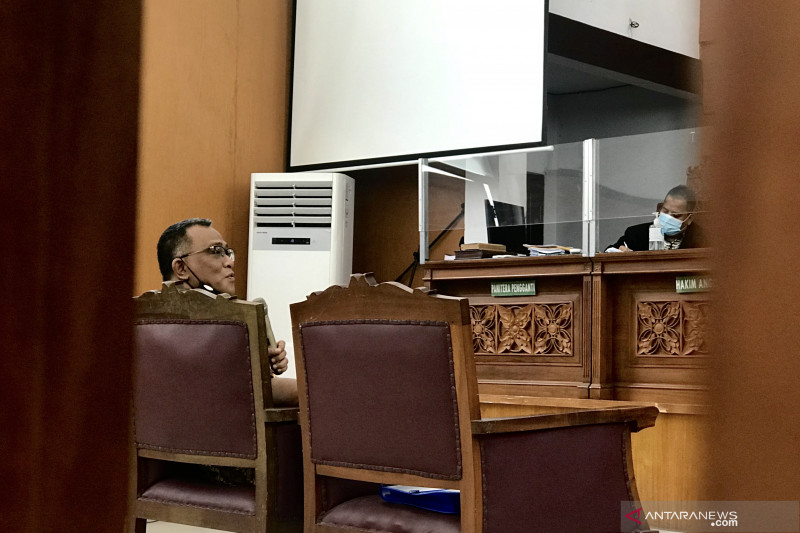 Majelis hakim umumkan jadwal tuntutan sampai vonis sidang Jumhur