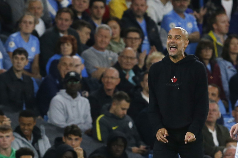 Guardiola seru pendukung City agar penuhi Etihad