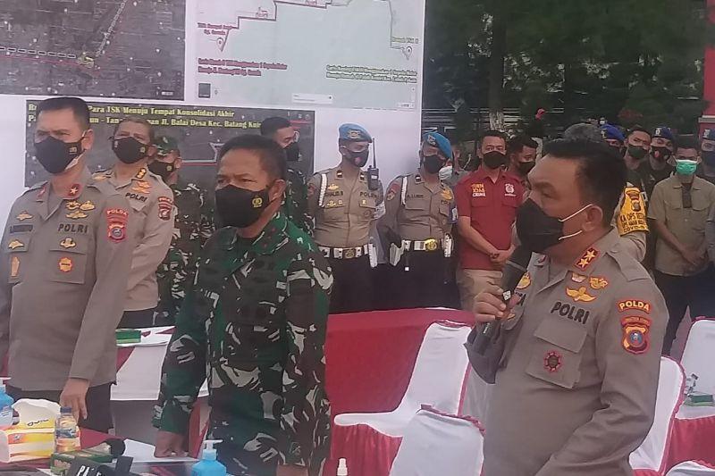 Polisi kembangkan penangkapan perampok toko emas di Medan