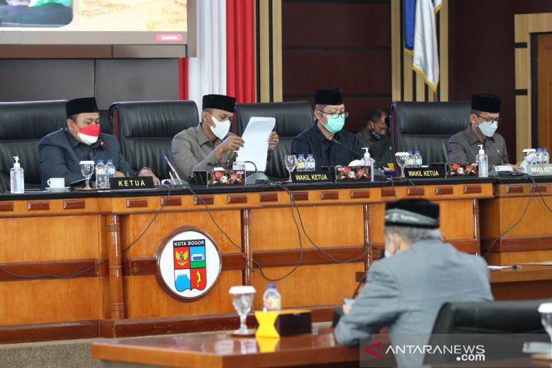 Perubahan APBD 2021 Kota Bogor akhirnya ditetapkan