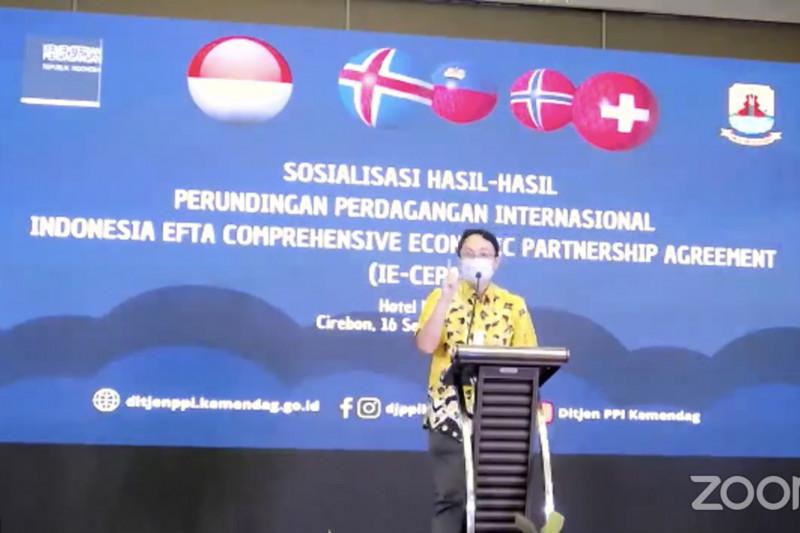 Wamendag ajak pengusaha Cirebon manfaatkan perjanjian dagang RI-Eropa