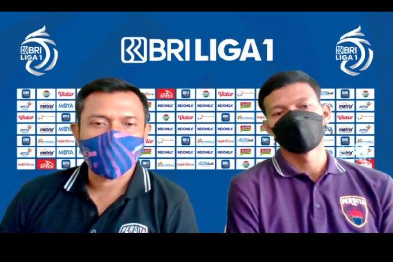 Persita Tangerang enggan percaya diri berlebihan hadapi Bali United