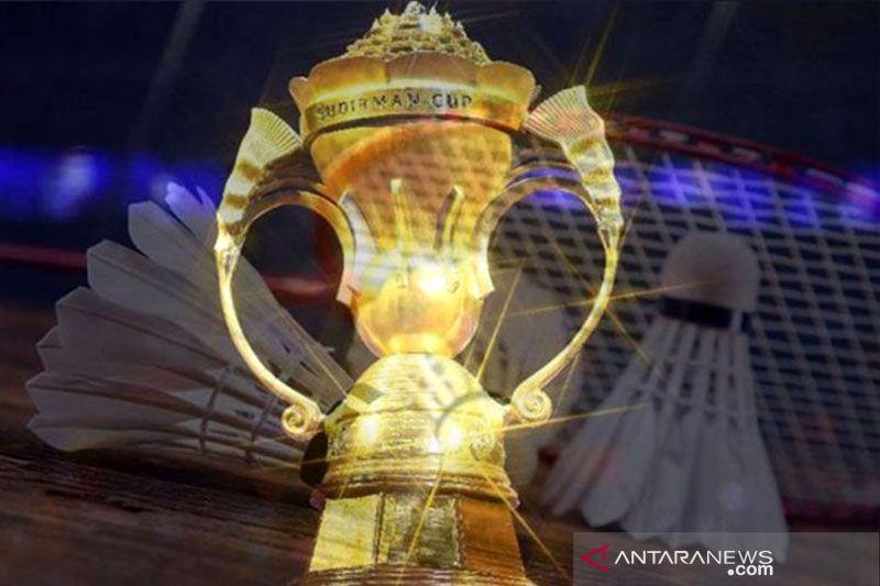 Peta kekuatan lawan dan peluang Indonesia di Piala Sudirman 2021