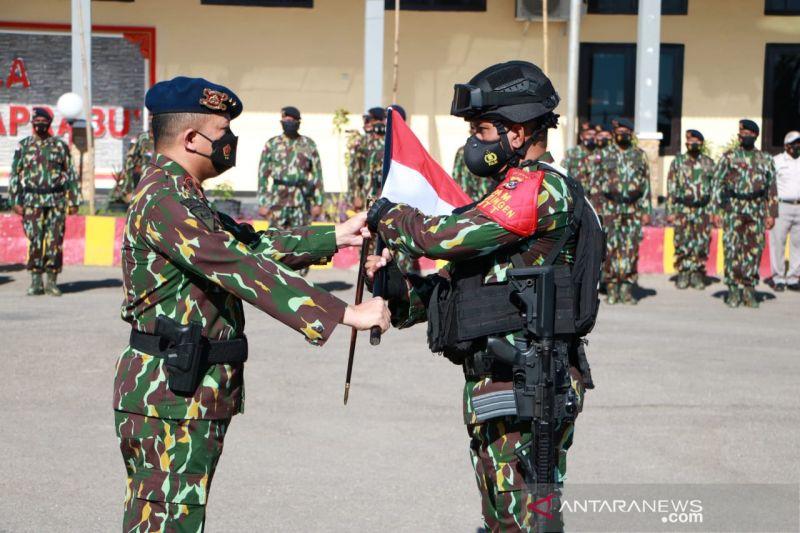 31 personel Brimob kawal kontingen NTT di PON Papua