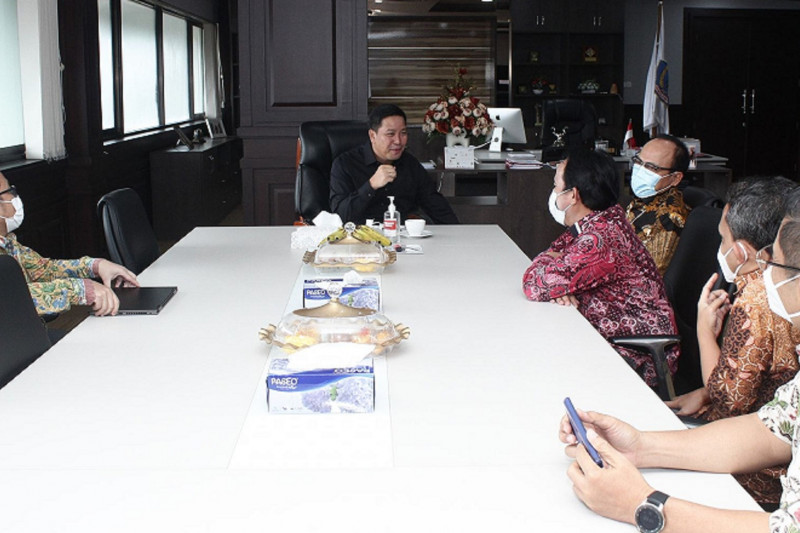 Wagub: Pembangunan tol Manado-Bitung ditargetkan tuntas  akhir 2021