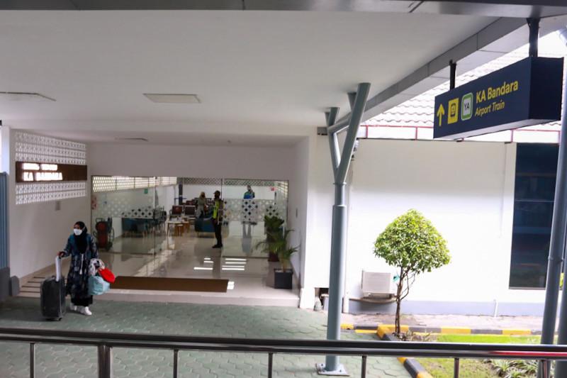 Daop 6 siapkan akses khusus penumpang KA Bandara YIA di Stasiun Tugu