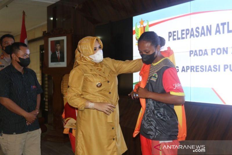 Bupati Pekalongan janjikan bonus bagi peraih medali emas PON XX Papua