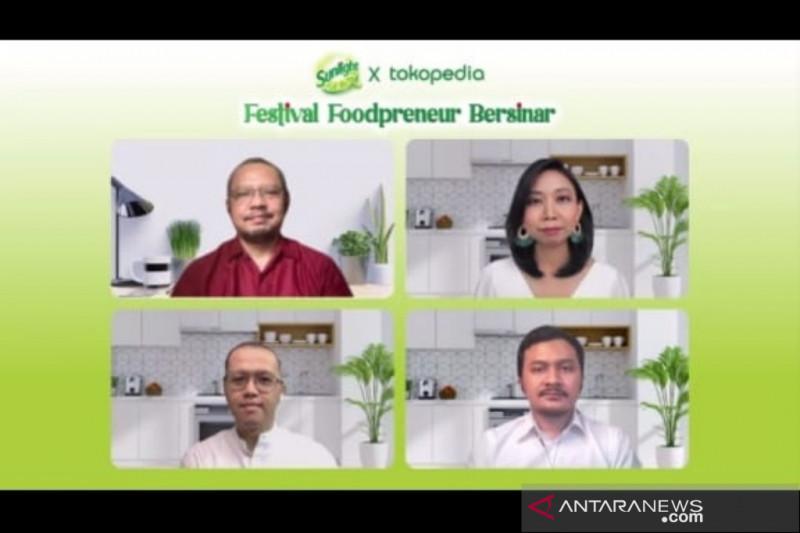Festival Foodprenuer Bersinar berlangsung hingga akhir September