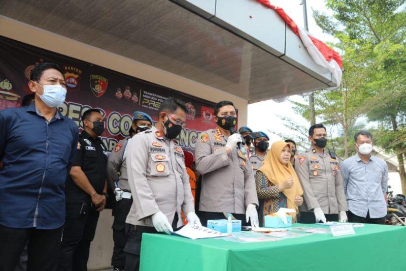 Polisi ungkap kasus prostitusi online di Tangerang libatkan ABG