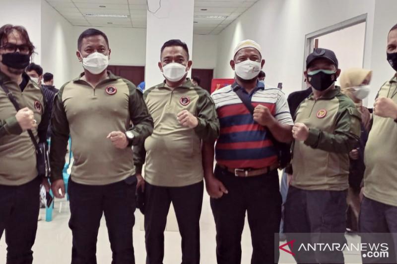 BNPT-Dinkes Samarinda gelar vaksinasi untuk mantan napi teroris