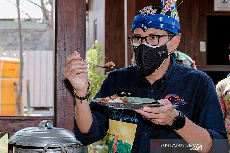 Kampung Blekok Situbondo masuk 50 besar Anugerah Desa Wisata 2021