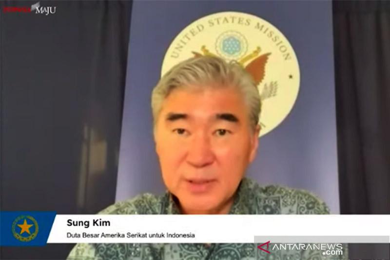 Dubes Kim tegaskan donasi vaksin dari AS diberikan tanpa syarat