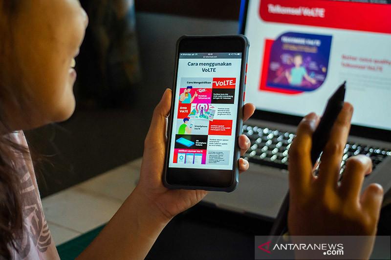 Telkomsel perluas layanan VoLTE demi memperkuat ekosistem 5G