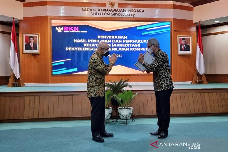 BKKBN raih akreditasi B penyelenggara penilaian kompetensi 2021