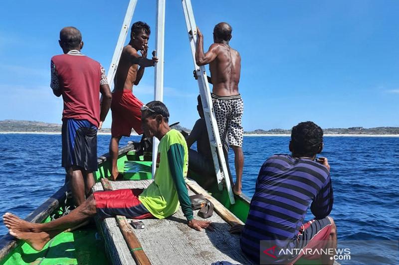 BPBD Sabu Raijua masih lakukan pencarian satu nelayan yang hilang