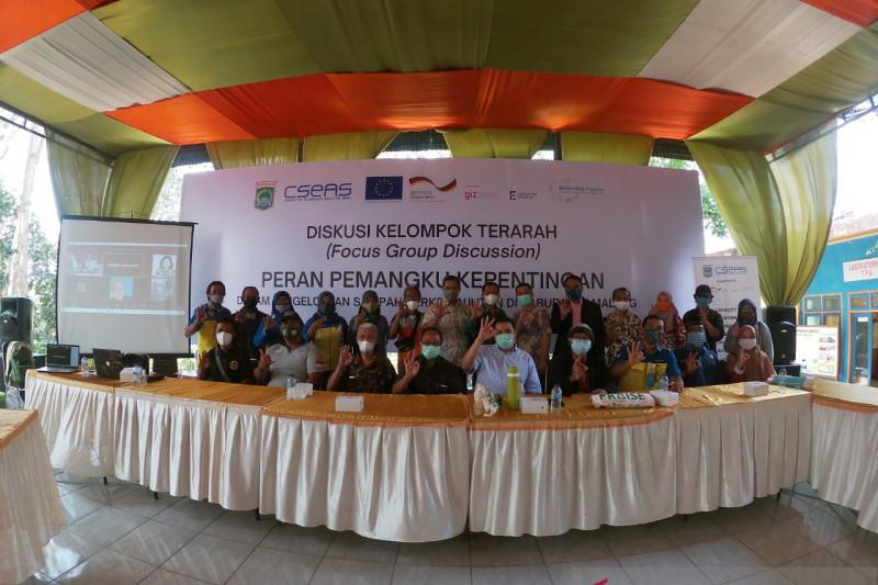 CSEAS gelar diskusi pengelolaan sampah di Jawa Timur