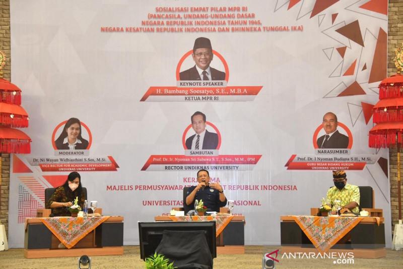 MPR: Tak perlu ada kekhawatiran berlebih terkait amendemen UUD