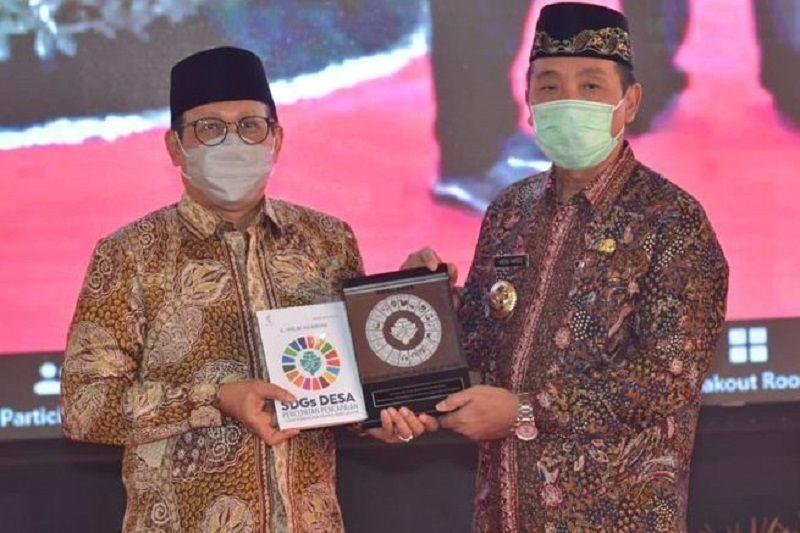 Mendes PDTT: Rembang ditargetkan lepas kemiskinan ekstrem tahun 2022