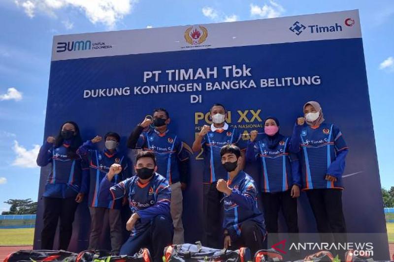 PT Timah siapkan bonus bagi atlet Babel peraih medali PON Papua
