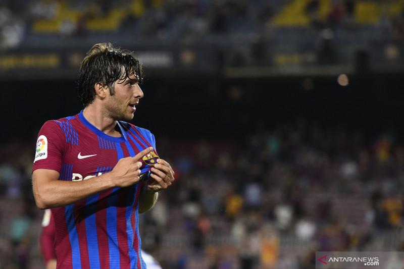 Sergi Roberto sepakati perpanjangan kontrak dua tahun di Barelona