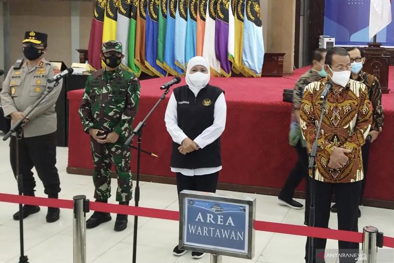 Jawa Timur siapkan dua kapal untuk percepatan vaksinasi