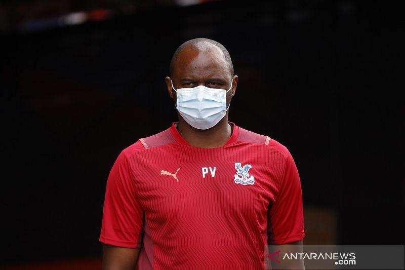 Vieira tegaskan Crystal Palace sambangi Anfield tanpa rasa gentar