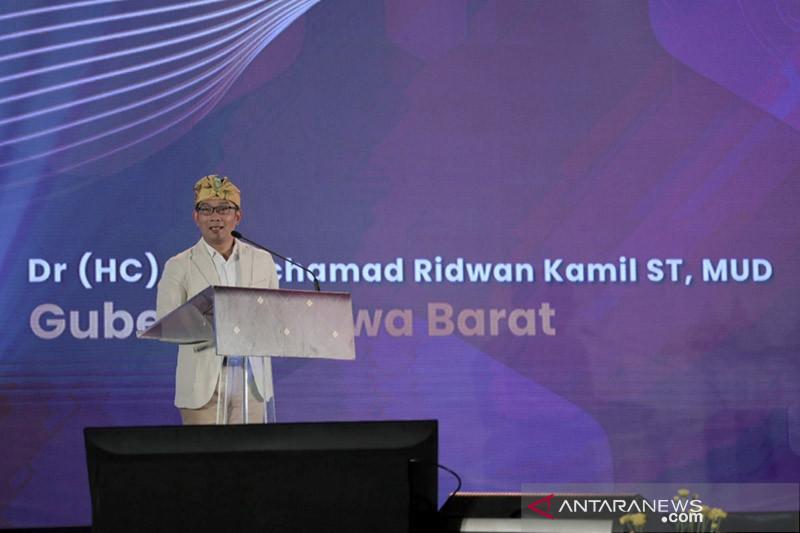 Ridwan Kamil ajak nasabah prioritas Bank BJB beli produk UMKM Bali