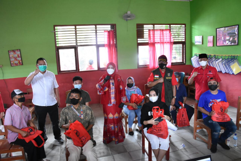 Legislator janji surati Pemerintah Pusat agar vaksin di Lampung lancar