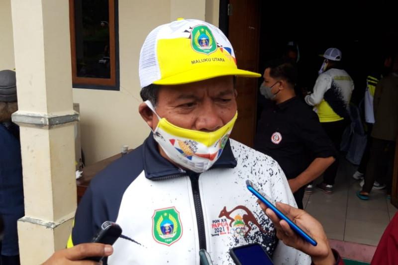 PON Papua- KONI Malut sediakan Rp1 miliar untuk peraih medali PON