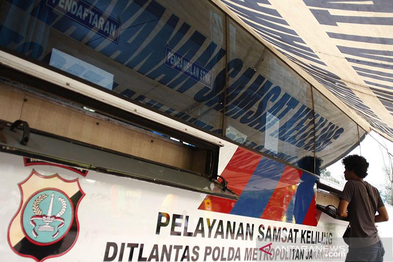 Polda Metro siapkan layanan Samsat Keliling di sembilan lokasi